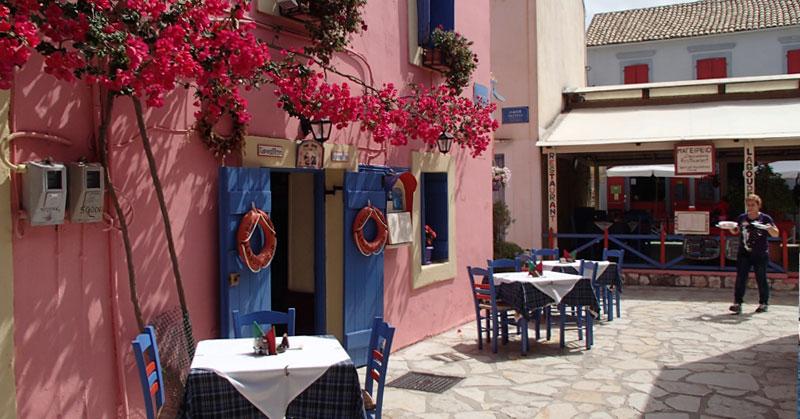 Grecja - Morze Jońskie