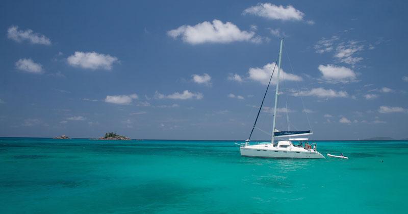 Karaiby - Wyspy Dziewicze