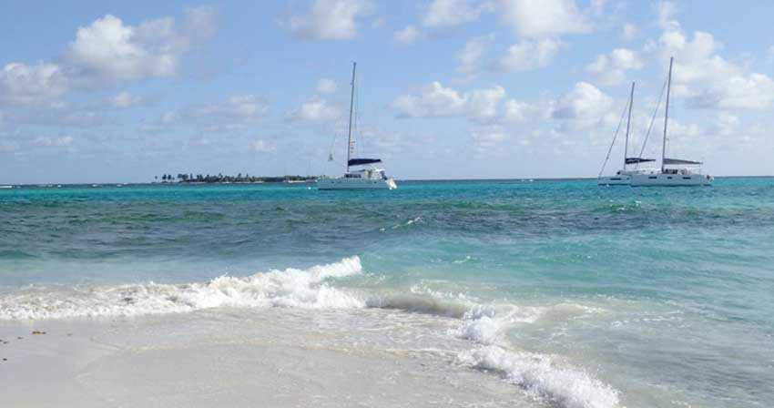Karaiby - Wyspy Zawietrzne + Barbados