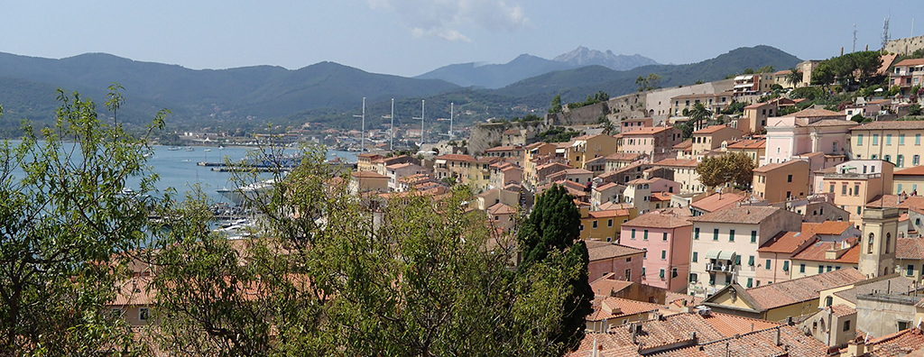 Elba - panorama