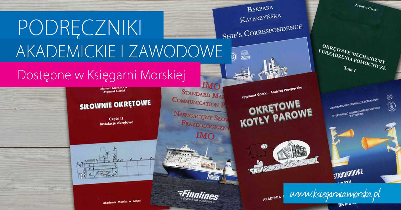 Podręczniki akademickie i zawodowe dostępne w naszej księgarni
