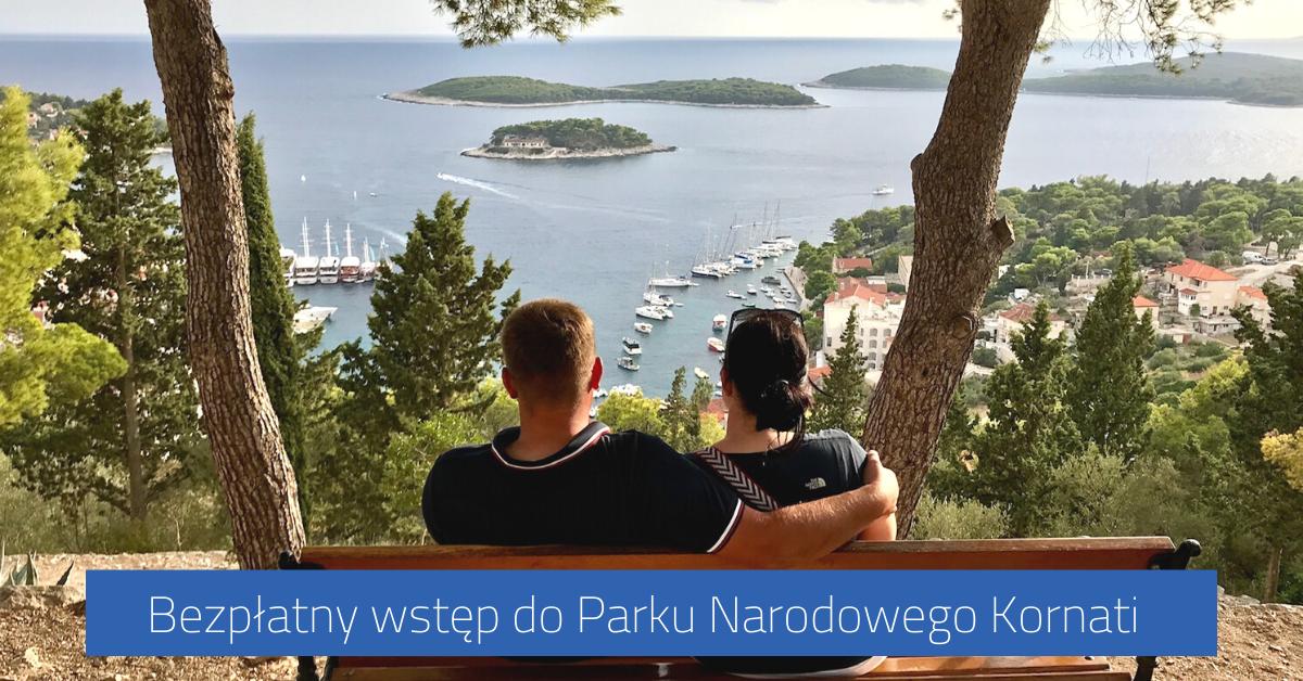 Park Narodowy Kornati - droga perełka Chorwacji