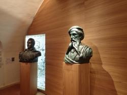 Muzeum Marynarki Wojennej w Saint-Tropez foto: Kasia Koj