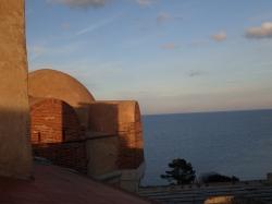 Muzeum Marynarki Wojennej w Saint-Tropez foto: Piort Kowalski