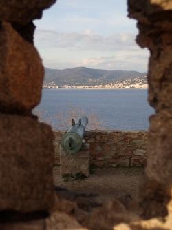 Muzeum Marynarki Wojennej w Saint-Tropez foto: Piotr Kowalski