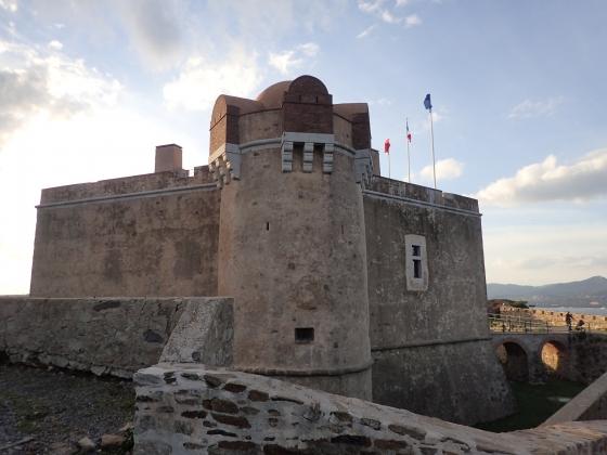 Muzeum Marynarki Wojennej (Saint-Tropez 2017)