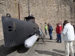 Musée National de la Marine du Château de Brest  foto: Kasia & Peter