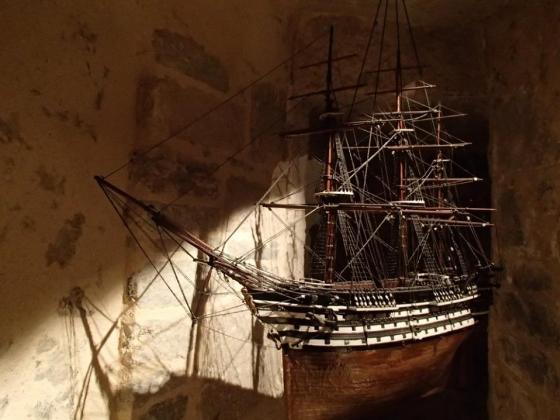 Musée National de la Marine du Château de Brest (Brest 2016)