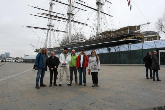 s/v Cutty Sark (Londyn 2017)