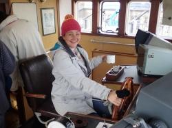 Trawler Amandine Ostenda foto: Piotr Kowalski
