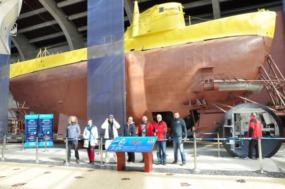 La Cite de la Mer (Cherbourg 2015)