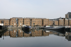 Londyn - Museum of Docklands foto: Piotr Kowalski