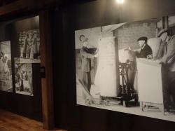 Londyn - Muzeum Doków foto: Kasia Kowalska