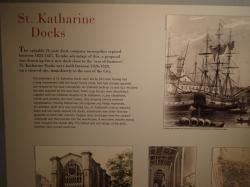 Museum of Docklands Londyn foto: Kasia Kowalska