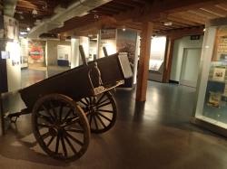 Museum of London Docklands foto: Kasia Kowalska