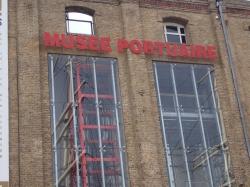 Muzeum portu w Dunkierce foto: Kasia Kowalska