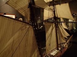 Muzeum Morskie w Dunkierce foto: Kasia Kowalska
