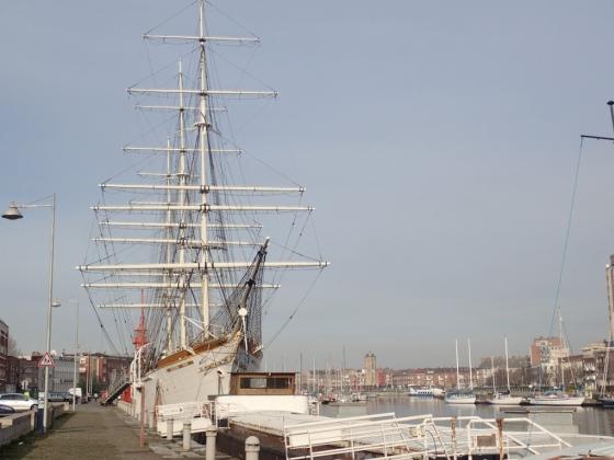 Musee Portuaire de Dunkerque (Dunkierka 2012)