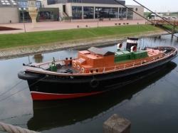 Niemieckie Muzeum Morskie w Bremerhaven foto: Kasia Kowalska