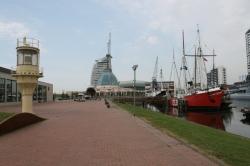 Niemieckie Narodowe Muzeum Morskie w Bremerhaven foto: Piotr Kowalski