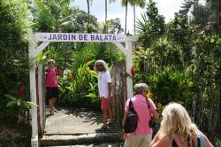 Ogród botaniczny Jardin de Balata foto: Kasia Koj