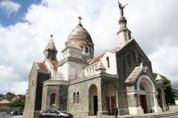 Balata Cathedral Sacré Coeur foto: Kasia Koj