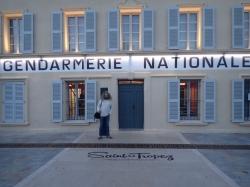 Muzeum Żandarmerii i Kina w Saint-Tropez foto: Katarzyna Kowalska