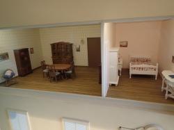 Historia budynku oraz korpusu miejscowej żandarmerii foto: Katarzyna Kowalska