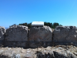 Przylądek Sunion Świątynia Posejdona foto: załoga s/y Vegas