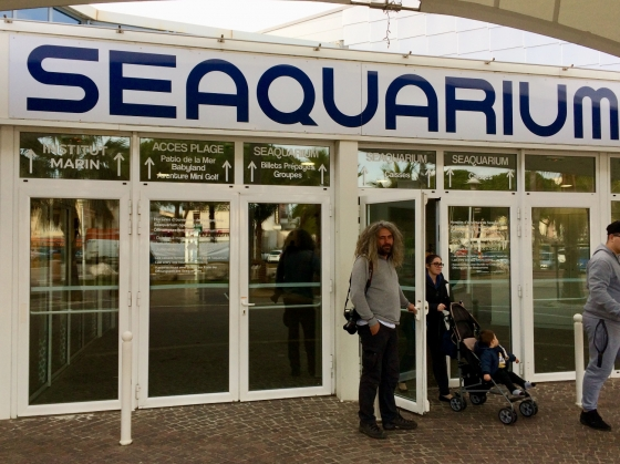 Seaquarium (Le Grau-du-Roi, Francja 2018)