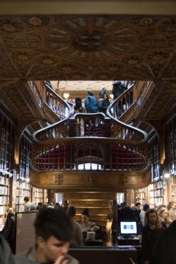 Księgarnia Lollo (Porto) foto: Michał Czaplicki
