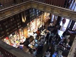 Księgarnia Lello w Porto   Charter.pl foto: Kasia Koj