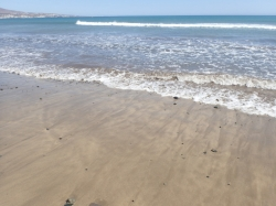 Cudowny powiew oceanu, tutaj oddycha się pełną piersią foto:  Kasia