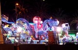 Karnawał na Wyspach Kanaryjskich - biała La Palma foto: Kasia Koj
