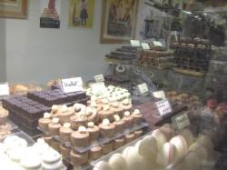 Słynna belgijska czekolada | Charter.pl foto: Katarzyna Kowalska