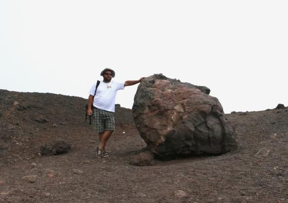 Wulkan Etna (Sycylia, Katania 2011)