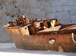 Zatoka Wraku cudowne miejsce na Zakynthos foto: Kasia Koj