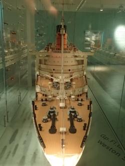 Titanic Museum, Southampton   Charter.pl foto: Kasia Koj