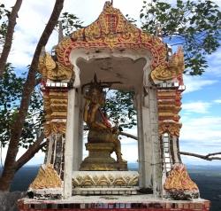 Wat Tham Suea czyli Świątynia Jaskini Tygrysa | Charter.pl foto: Kasia Koj