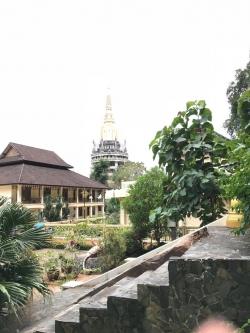 Wat Tham Suea czyli Świątynia Jaskini Tygrysa | Charter.pl foto: Basia