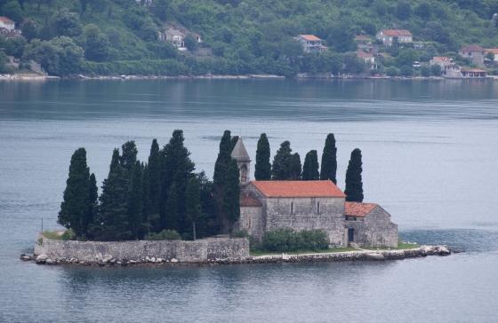Wyspa św. Jerzego (Czarnogóra 2010)