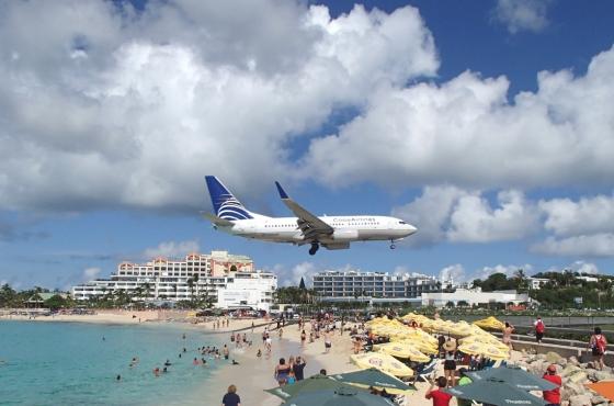 Plaża Maho (Sint Maarten, Maho Beach 2016)