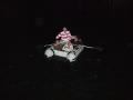 ucieczka pontonem  foto: BGG