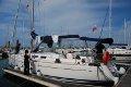 Przygotowania do wyjścia z Rimini  foto: Jola Szczepańska