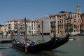Wenecki gondole  foto: Jola Szczepańska