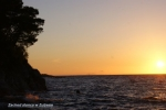 Zachód słońca w Zuljanie foto: Ben
