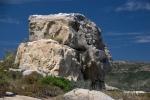 Korsyka - Calvi, wybrzeże foto: Jola Szczepańska