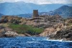 Korsyka - L'lle-Rousse foto: Jola Szczepańska