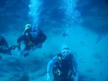 Sylwester na morzu - Wyspy Kanaryjskie 2015/2016 foto: Piotr i Magda Nikiel