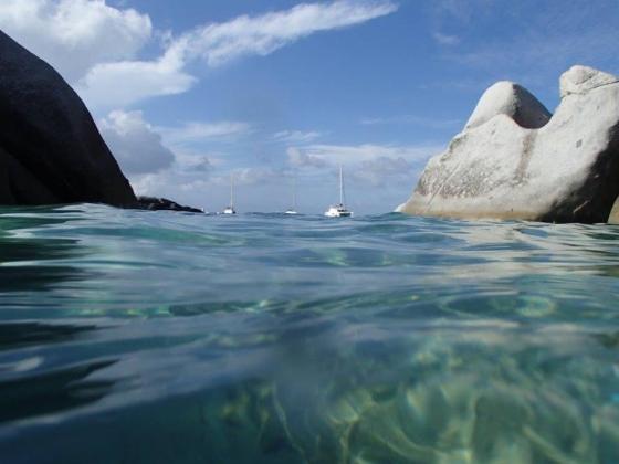 Karaiby - Wyspy Dziewicze (grudzień 2015)
